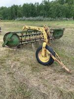 JD side delivery rake, A54
