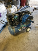 Eagle Compressor 12.5CFM w/5hp Honda GC160 motor, s/nE062753, A62