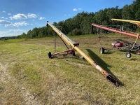 """8""""X46' Westfield PTO auger, s/n17327, A46"""