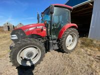 *2014 CaseIH Farm-All 95C MFWA 95hp Tractor