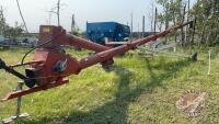 Farm King 10x60 PTO swing hopper auger