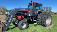CaseIH 2294 2wd tractor