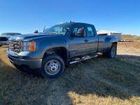 *2013 GMC Sierra 3500 HD ext cab, 41,860 original kms, VIN#1GT512CG6DZ195790, Owner: Estate of John G Morrice, Seller: Fraser Auction__________