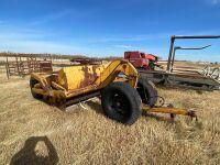 *Ashland 60D approx 6-yard hyd scraper w