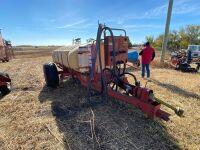 *Vicon poly sprayer tank on S/A wagon