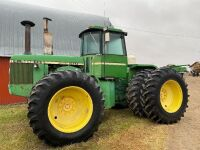*1980 JD 8640 4wd 275hp tractor