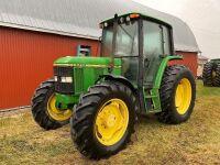 *1994 JD 6400 MFWA 100hp tractor