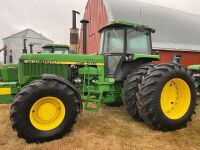 *1985 JD 4850 MFWD 211hp tractor
