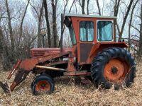 *Deutz D130-06 2wd 130hp tractor