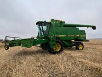 *1993 JD 9600 combine, 3926 sep hours & 5413 engine hours showing, s/n651608