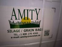 *Amity Silage/Grain Bags