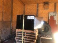 *Aeromatic 400 Grain Dryer with Flex hoses