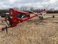 """*13""""x85' Buhler/Farm King PTO swing hopper auger"""
