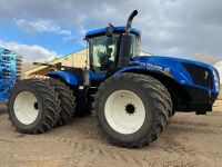 *2011 NH T9.390 4wd tractor