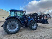 *2004 Landini Legend 165 TDI Delta Shift MFWA tractor, 165HP, 3755 Hrs showing, s/n SJRLT49007