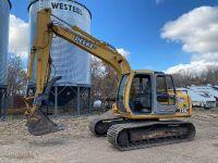 *JD 120 tracked Excavator