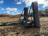 *30' Wing-up land roller