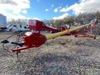 """*2016 Westfield 13""""x74' MKX 130-74 PTO swing hopper auger"""