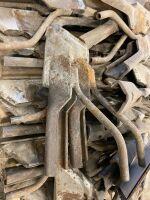 Knock-On Carbide Tip NH3 knives for Bourgault tillage