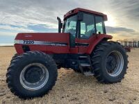 *1994 CaseIH 7220 Magnum MFWD 172hp tractor