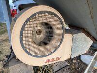 *5hp REM aeration fan