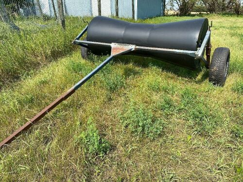 *8' poly swath roller