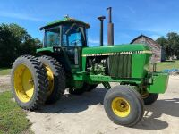 *1982 JD 4640 2WD 156hp tractor