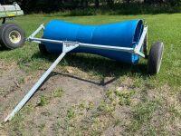 *8' Douglas metal swath roller
