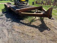 *Craig triple axel flat deck trailer