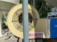 *Field King 5HP aeration fan