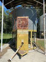 *1980 Grain Chief Model 450 propane fired grain dryer