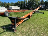 """*13""""x75' Batco PTO conveyor"""