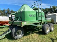 *Chinook 1203 DBL compartment poly air cart