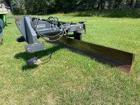 *2002 10' Leon 200-120 3PT 5-way hyd blade