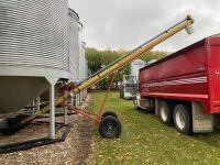 """*8""""X26' Westfield grain auger"""