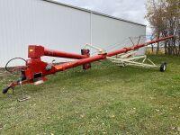 """*10""""x60' buhler FarmKing pto swing hopper auger"""