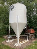 *Approx 500 Bushel NRW Hopper bottom (Bins must be removed from sale site July 31st, 2021)