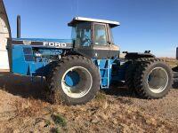 *1991 Ford Versatile 846 Designation 6 4wd Tractor