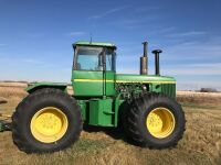 *1978 JD 8630 4wd Tractor 275hp