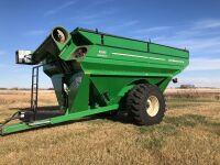 *J&M 1000 Grain Storm s/a grain cart