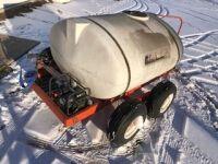 *850-gal water or liquid fertilizer caddy