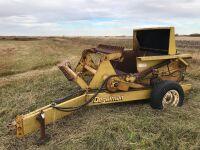 *Degelman R570 rotary ground drive stone picker