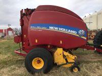 *2016 NH Roll-Belt 560 Specialty Crop rd baler