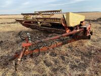 *12' NH 495 Haybine w/rubber on rubber crimps (hasn't used in about 10 years)