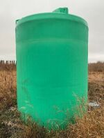 *3000-Gal poly liquid fertilizer tanks (Green)