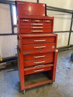 Master Craft 3 piece tool box