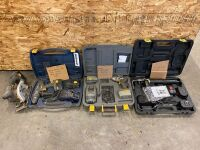 Cordless tool package