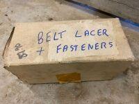 Belt Lacer & Lacing