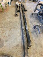 Flexi-Coil drill hitch