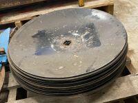 "14"" disc blades"
